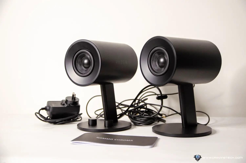 Razer Nommo Chroma Review (Australian Review) - PC Gaming Speakers