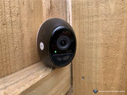 small resolution of d link omna wire free indoor outdoor camera kit review design features