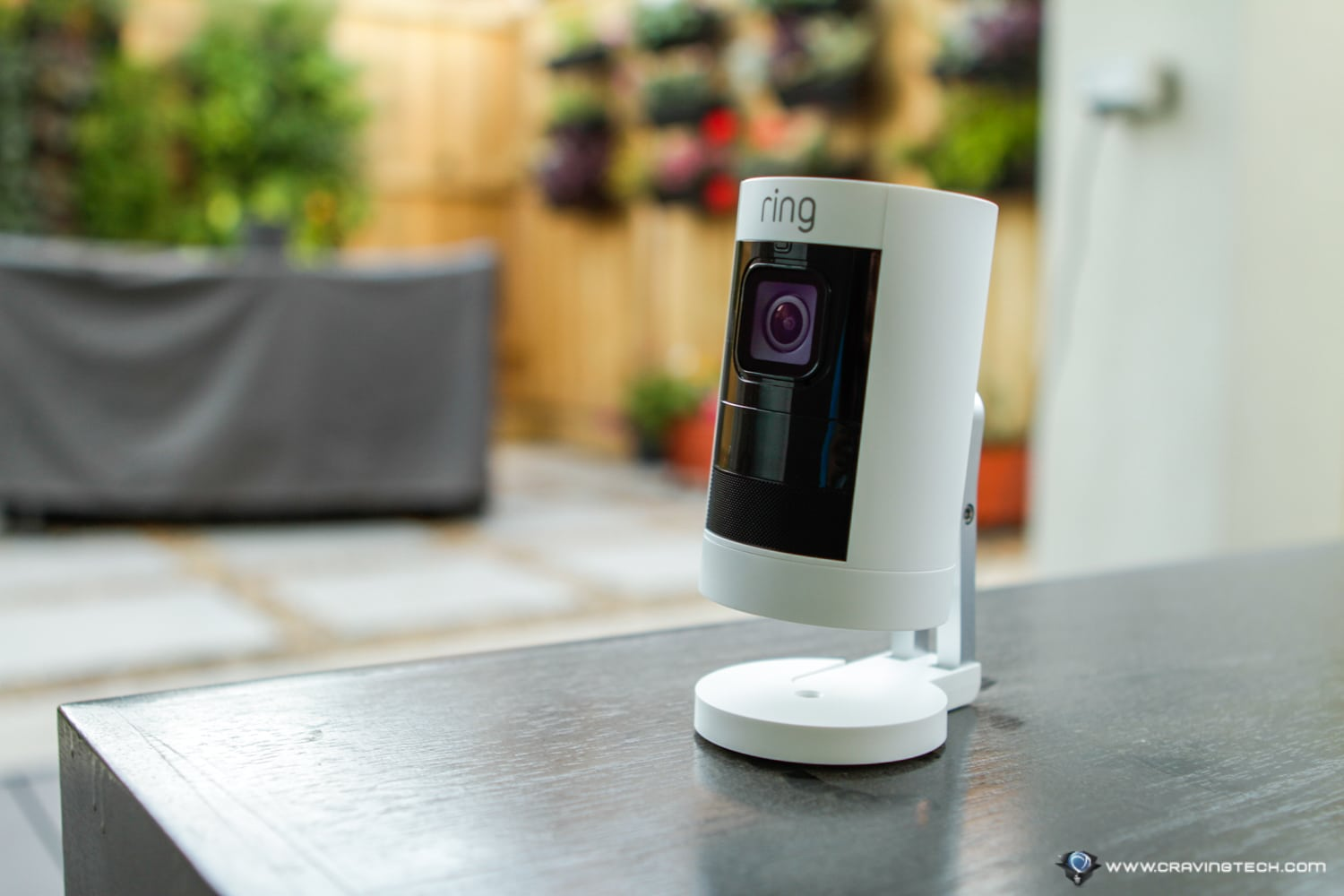 Ring Stick Up Cam Battery Review - A versatile security camera from Ring