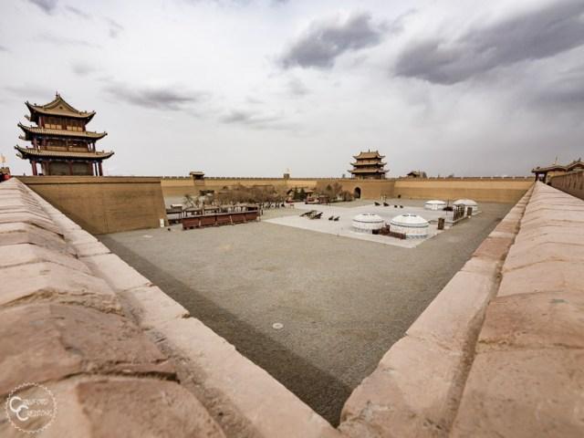 jiayuguan-fort