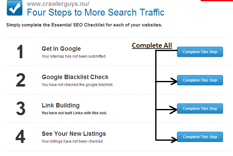 sitemap submission google,bing,yahoo,ask