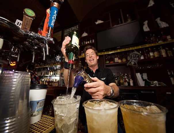 Bartender at Mayes