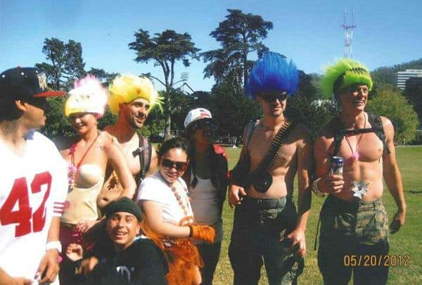 Bay to Breakers Fight Ends in Death-Help Identify the Suspect!