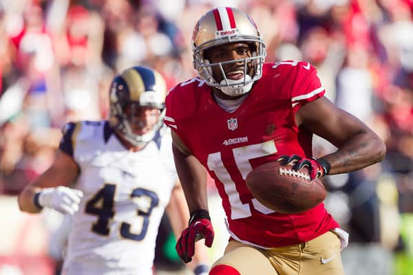 San Francisco 49ers Wide Receiver, Michael Crabtree, Being Investigated for Sexual Assault