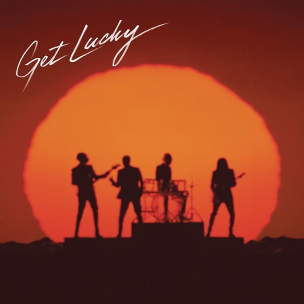 """Daft Punk's New Single """"Get Lucky"""" is Finally Released"""