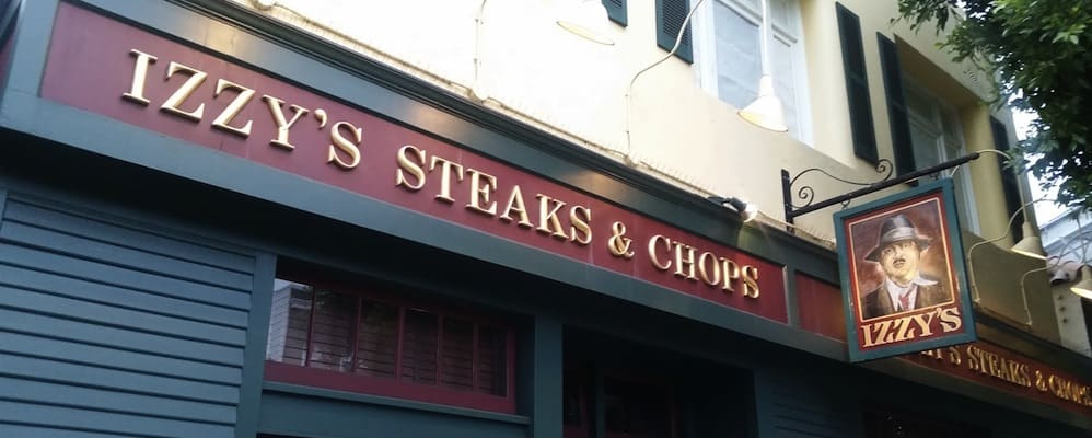 A Great Reason to Eat at Izzy's Steaks & Chops