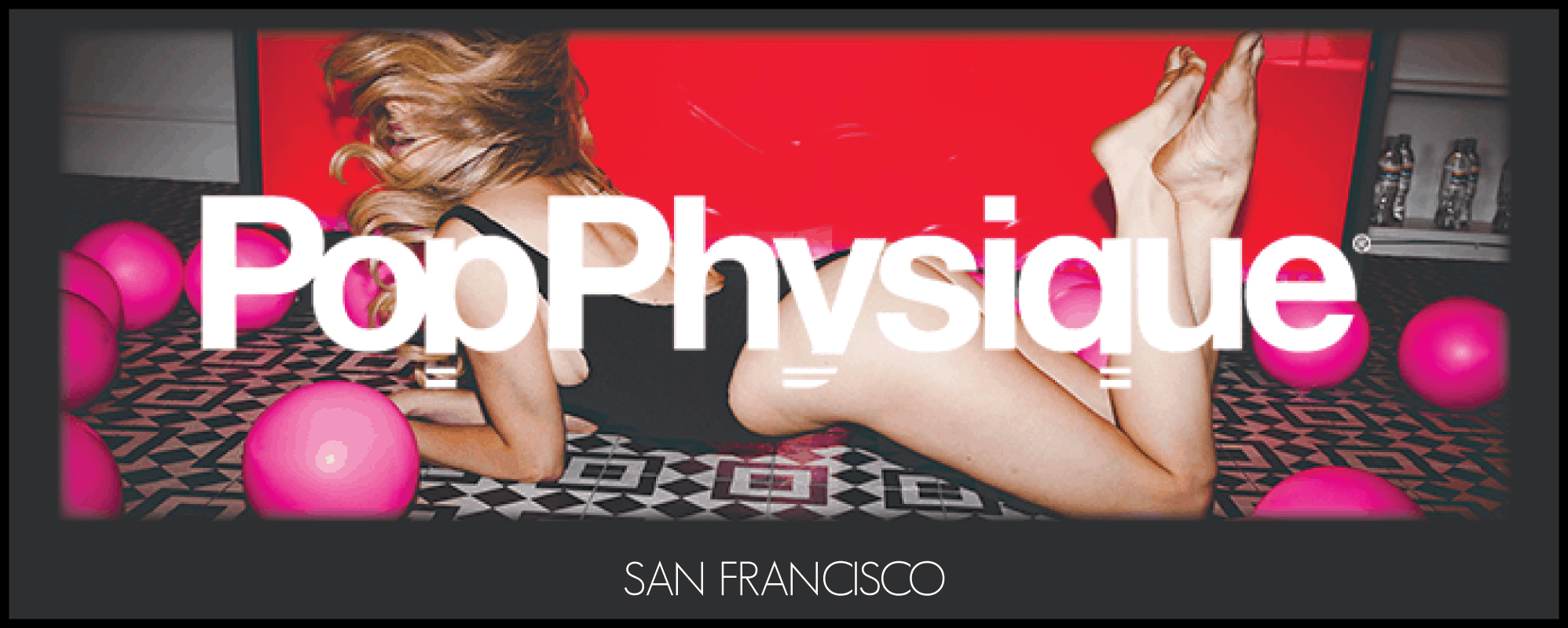 Pop Physique: $89 ($240 value) for 10 Classes