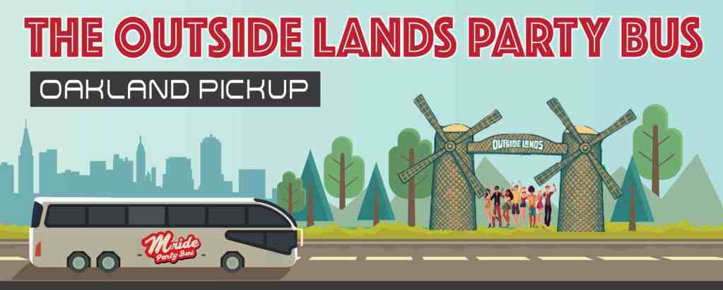 Outside Lands Party Bus (Oakland Shuttle)