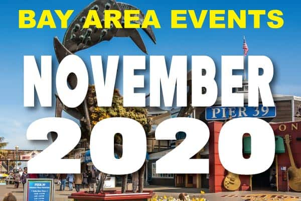 Top Bay Area Events in November 2020