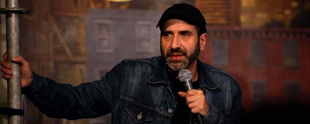 Dave Attell at Cobb's Theater