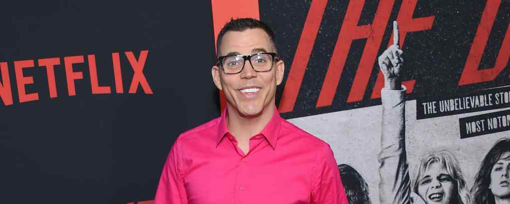 Steve-O at San Jose Improv