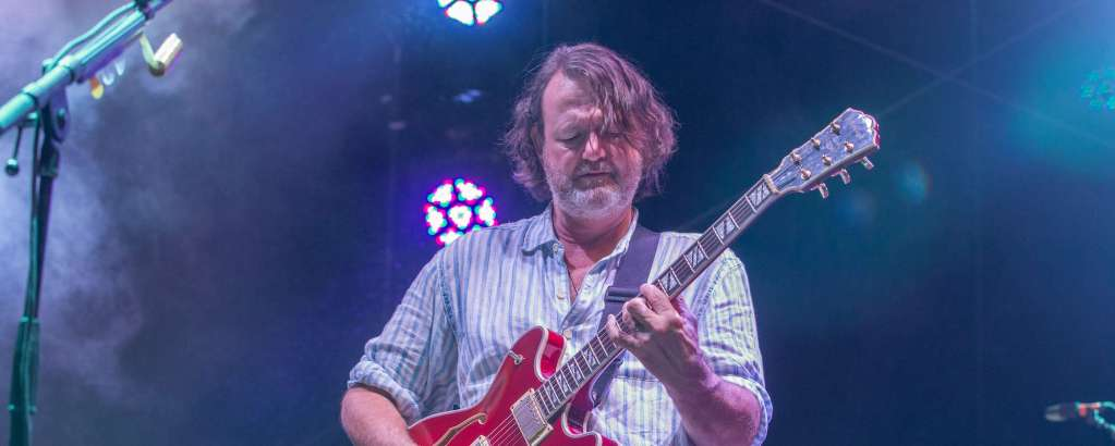 Widespread Panic at Oxbow RiverStage