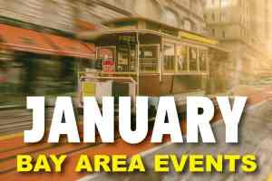 San Francisco Events in January