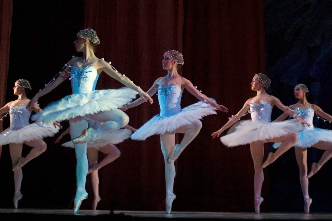 The Nutcracker performed by the San Francisco Ballet