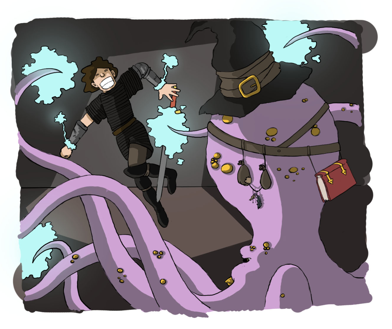 Negate Attack in Fantasy Turf Wars