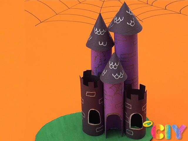 Halloween Haunted House_Step 09