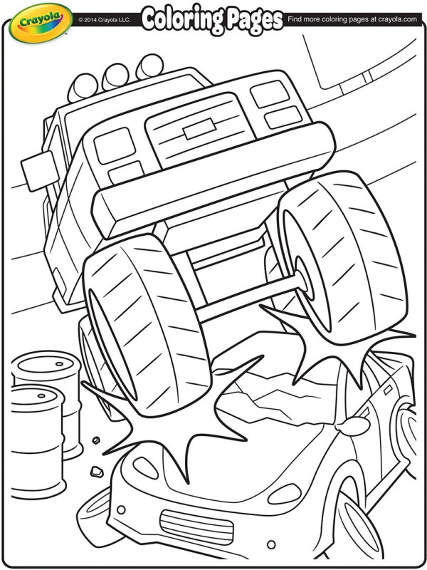 coloring page car # 15