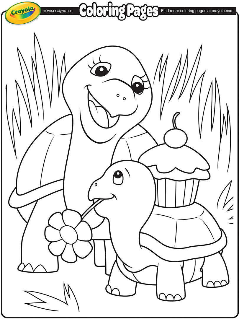 Animals Free Coloring Pages Crayola Com
