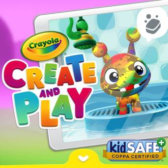 Create and Play, Fun Educational App for Kids | crayola.com