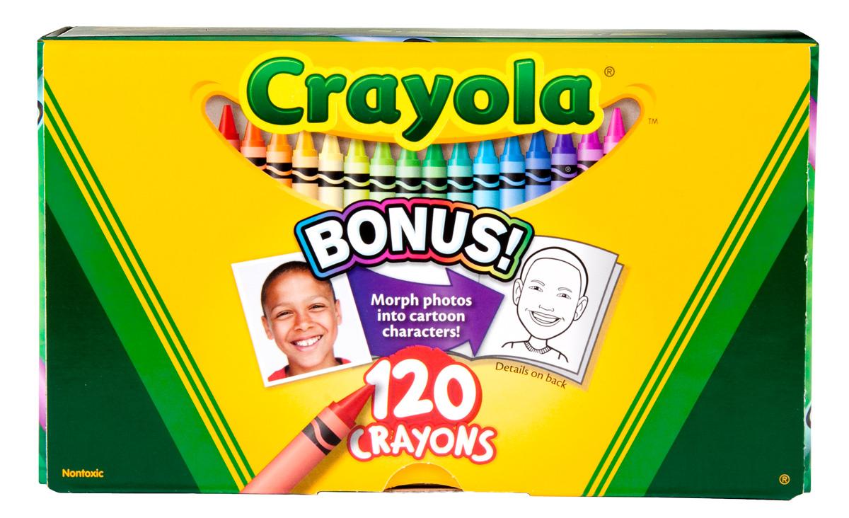 120 ct. Crayola Crayons