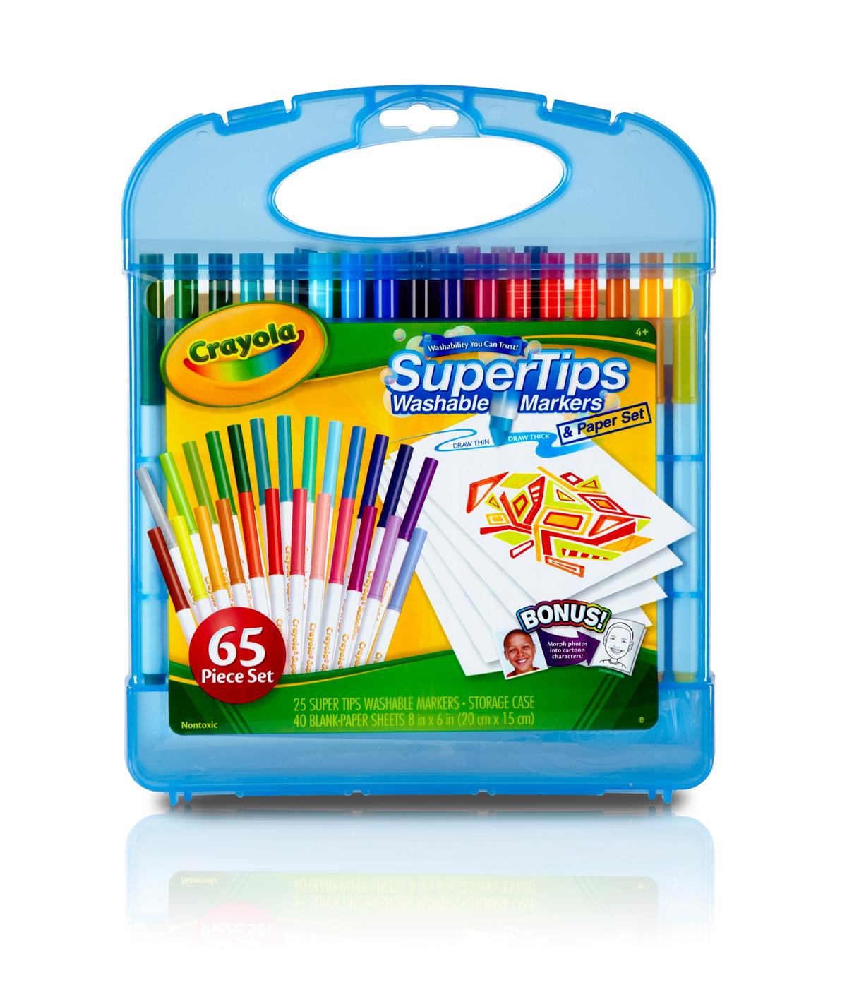 Supertips Marker Sketch 'N Color