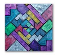 Stained Glass Geometry | crayola.com
