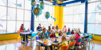 Kids Birthday Party Rooms | Easton, PA | crayola.com