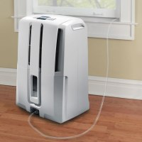 DeLonghi Dehumidifier Pumps Moisture out the Window ...