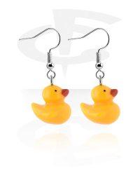 Rubber Duck Earrings (Acryl) | Crazy Factory online ...