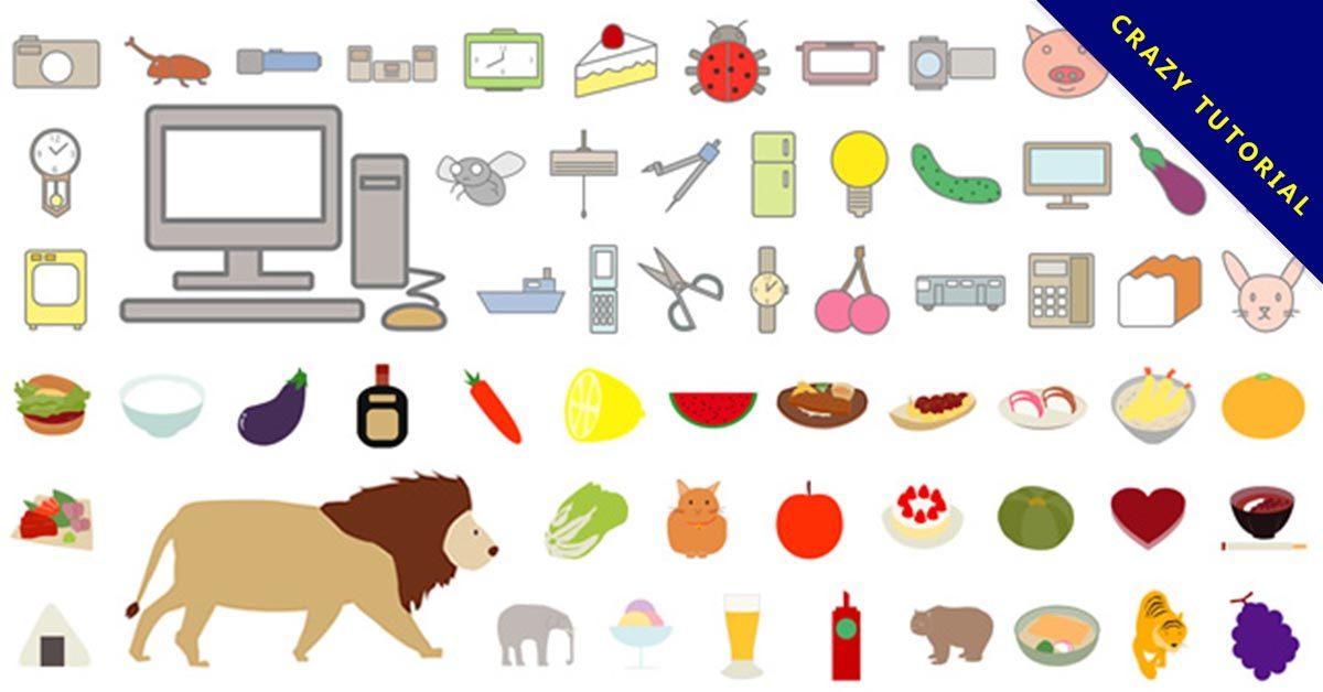 [ 插畫圖庫 ] Clipart-illustration 免費插畫圖庫 / 可愛PNG圖 / 剪貼素材 - 天天瘋後製-Crazy-Tutorial