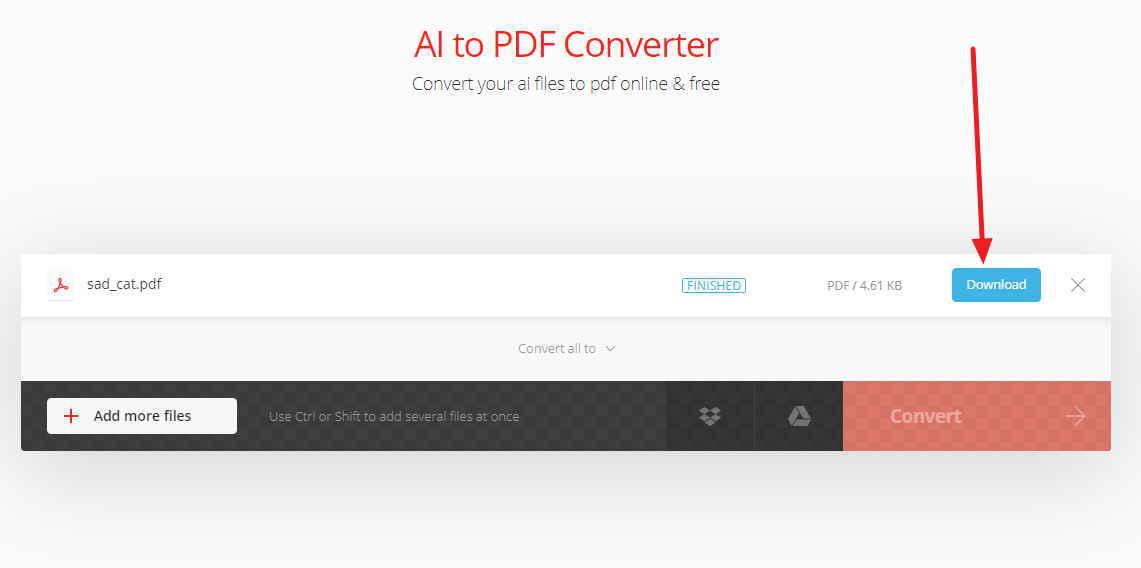 線上AI檔轉PDF檔軟體,不用安裝Illustrator 就可以轉檔 - 天天瘋後製-Crazy-Tutorial