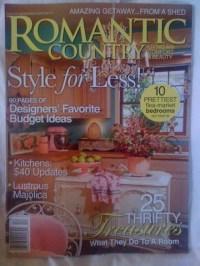romantic country magazine | Pinup, Antiques, Fashion ...