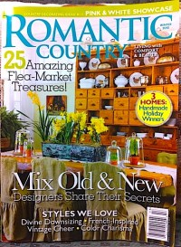 DISAPPOINTING! Romantic Country Magazine Winter 2010 ...