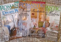 SALE! Romantic Country Magazine!! | Pinup, Antiques ...