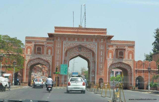 pink city: jaipur