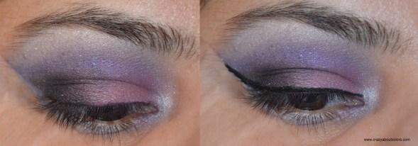 Pink/Purple Smoky Eyes: Eye makeup Tutorial