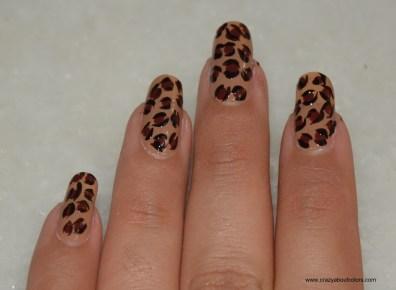 Neutral Leopard Print: NOTD