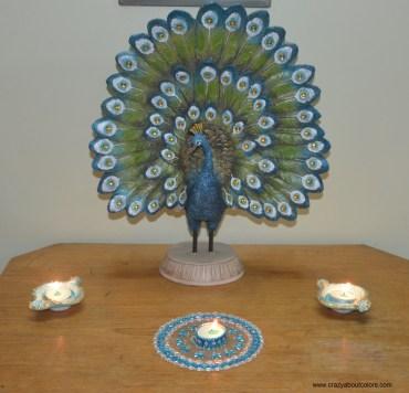 Happy Diwali: OOTD and Diwali decorationHappy Diwali: OOTD and Diwali decoration