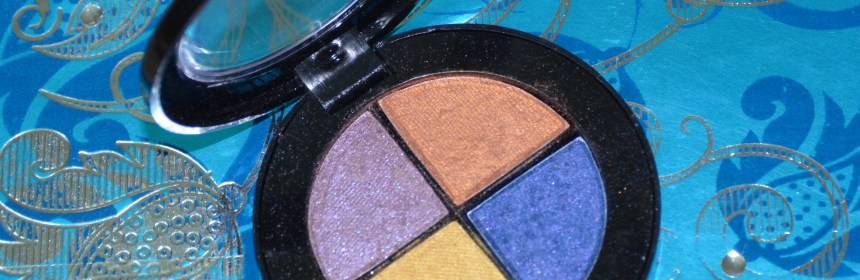 Blue Heaven 4x1 Eye Magic Eye Shadow in shade 602