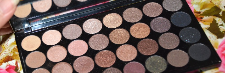 makeup revolution ultra flawless eyeshadow palette