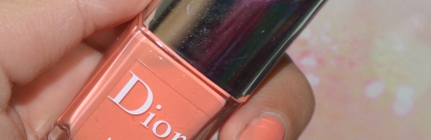 Dior Vernis Nail Enamel Milly (237) photos and swatches
