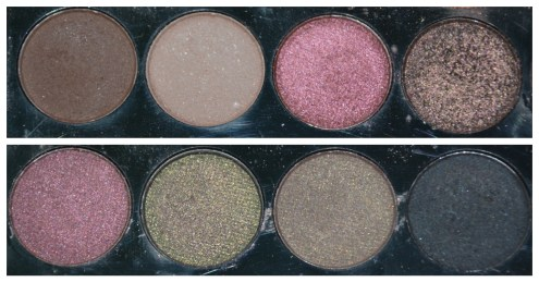 Makeup Revolution Ultra Professional Eyeshadow Palette 'Flawless'