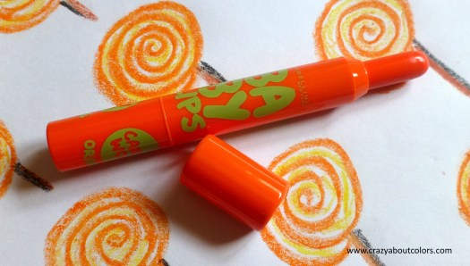 Maybelline Baby Lips Candy Wow Orange