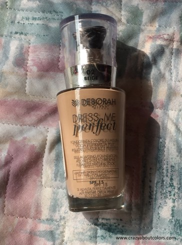 Deborah Milano Dress Me Perfect Foundation