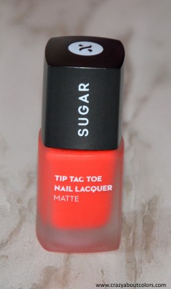 Tip Tac Toe Nail Lacquer Coraline In The City