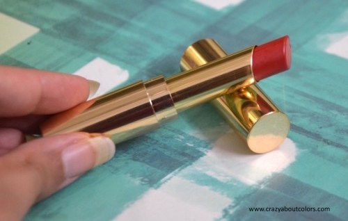 Lakme Absolute Argan Oil Lip Color Ruby Velvet
