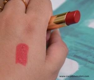Lakme Absolute Argan Oil Lip Color Ruby Velvet