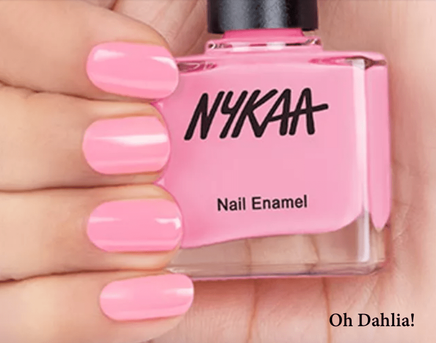 Nykaa Wedding Nail Collection