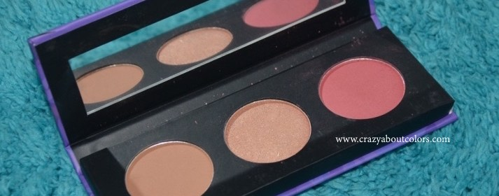 Contour De Force Face Palette