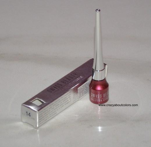Swiss Beauty Glitter Eyeliner